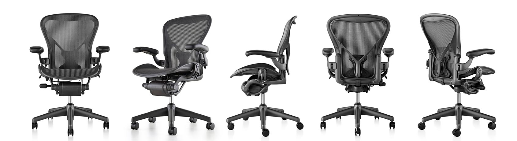 Cadeira Aeron: design e ergonomia baseados na ciência do sentar